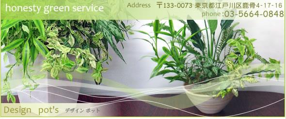 観葉植物レンタル グリーンレンタル 東京都